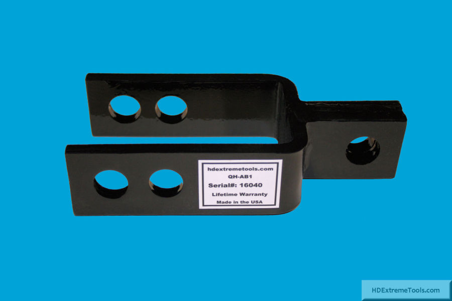 Hdextremetools Quick Hitch Adapter Bracket